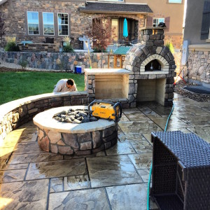 Denver Custom Fireplace Installation Colorado-9
